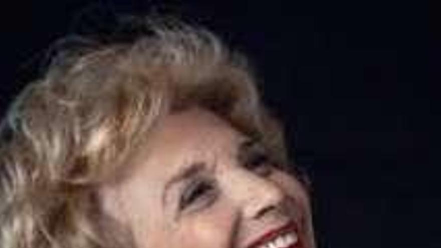 """Marisa Paredes, premio """"A Toda una Vida"""""""