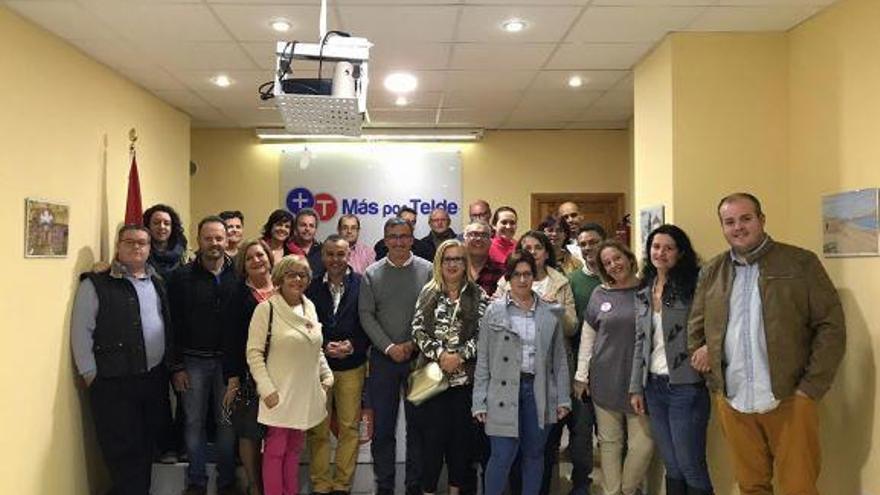Más por Telde aprueba su candidatura para las elecciones locales de mayo