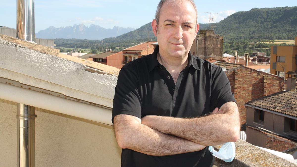 El filòleg callussenc Jordi Badia