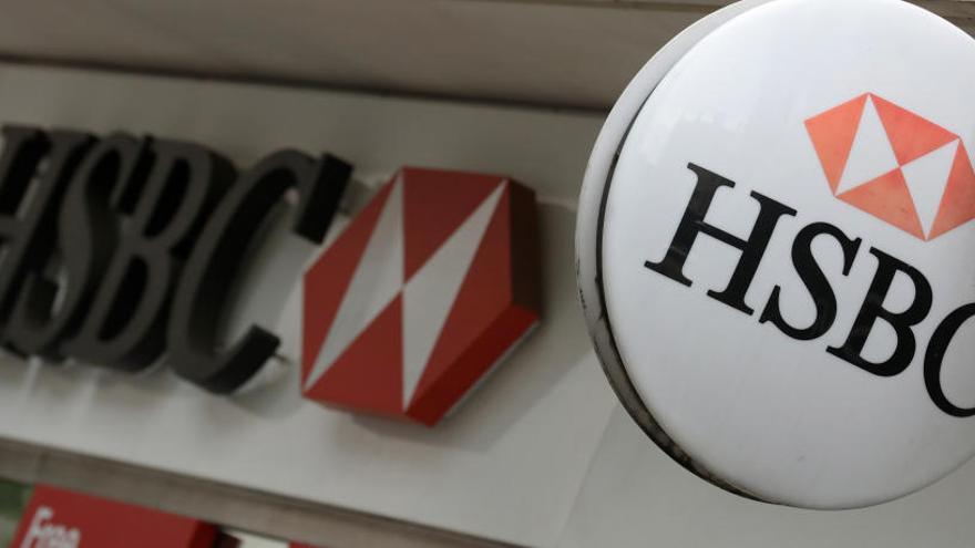 HSBC, Santander y BNP, investigados por blanqueo