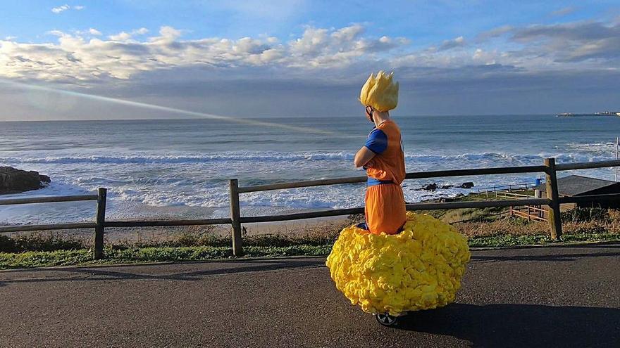 El Carnaval virtual del Concello de Arteixo reúne a 40 participantes