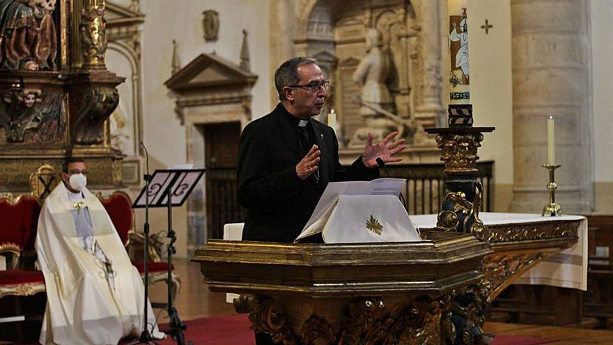 El obispo Valera inaugura las Jornadas Diocesanas