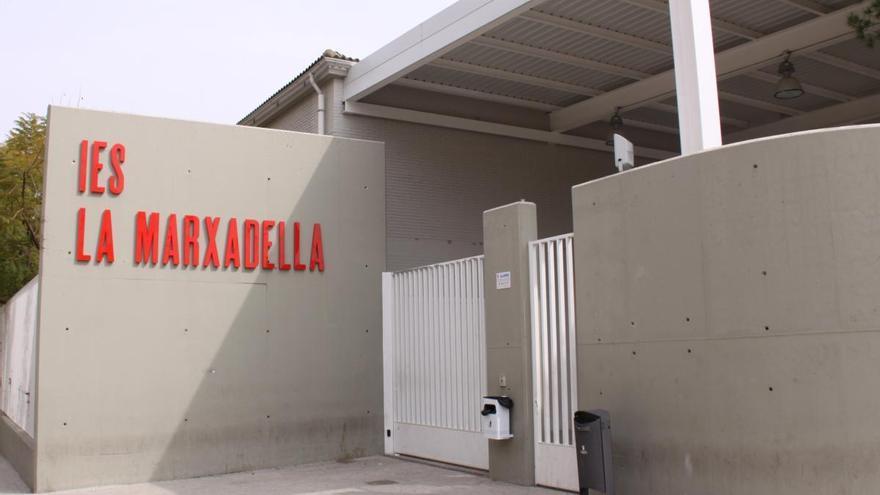 La Marxadella recibe 42.000 euros de la UE para reducir el abandono escolar