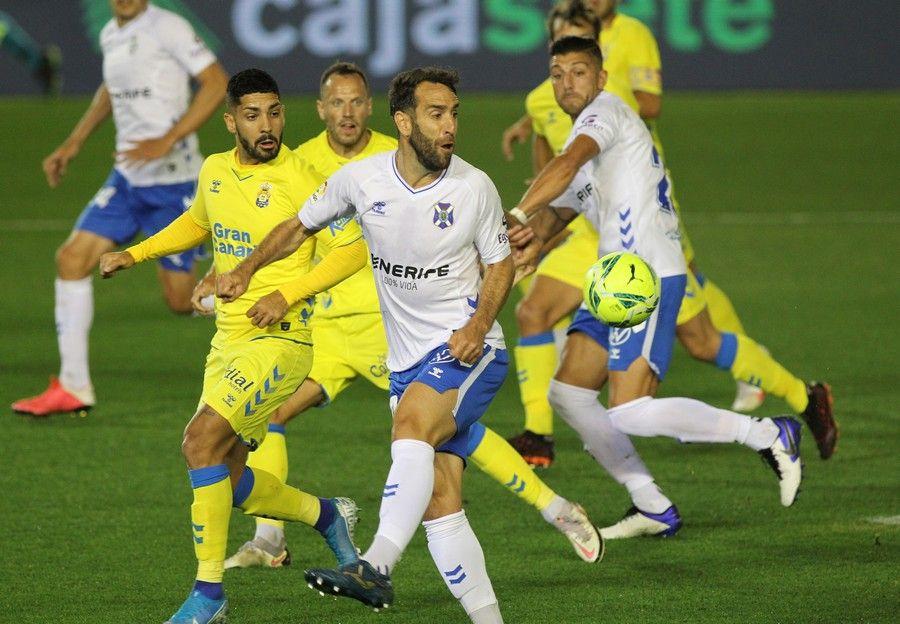 El derbi canario: CD Tenerife - UD Las Palmas