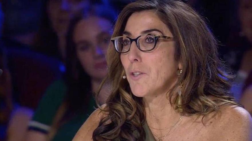 "Paz Padilla, despedida ""fulminantemente"" de 'Got Talent'"