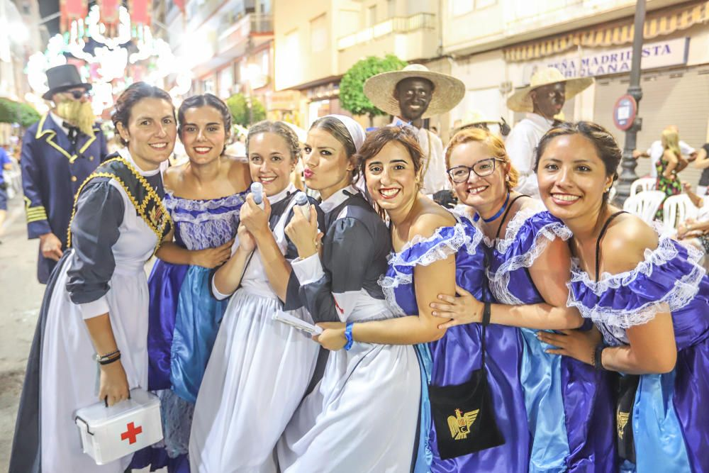 Retreta de Moros y Cristianos de Orihuela