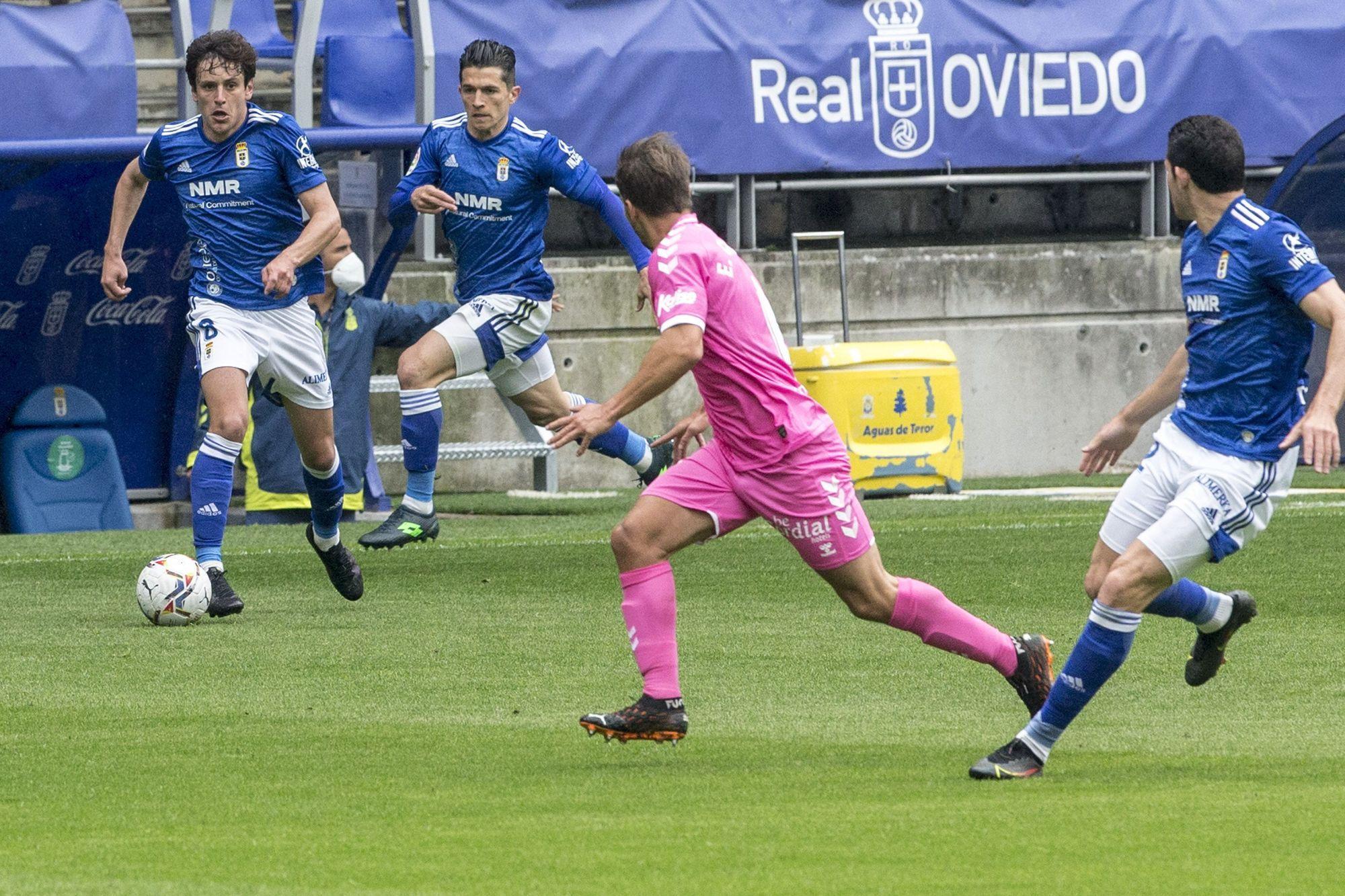 LaLiga SmartBank: Real Oviedo - UD Las Palmas