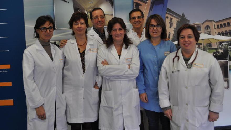 Althaia ha participat en nou assajos clínics des del 2015 vinculats