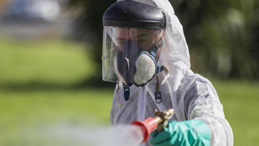 Se mantienen los casos del virus Nilo pero suben a 15 los ingresados, uno más