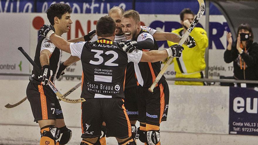 El Palafrugell es jugarà amb el Vilafranca continuar a l'OK Lliga