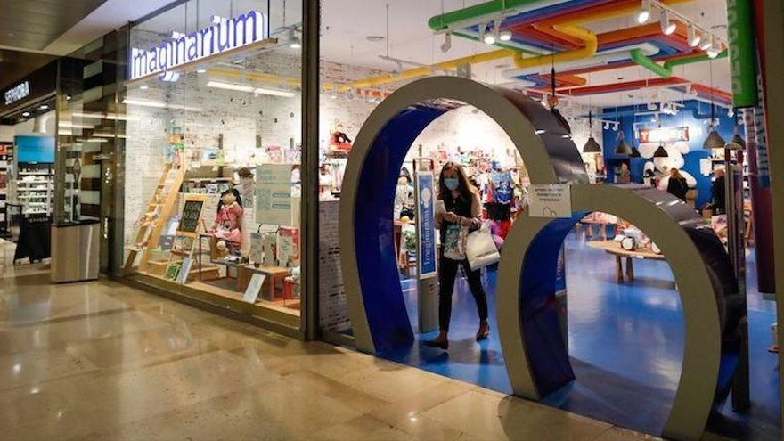Imaginarium cerrará todas sus tiendas, salvo las de Vélez-Málaga y Zaragoza