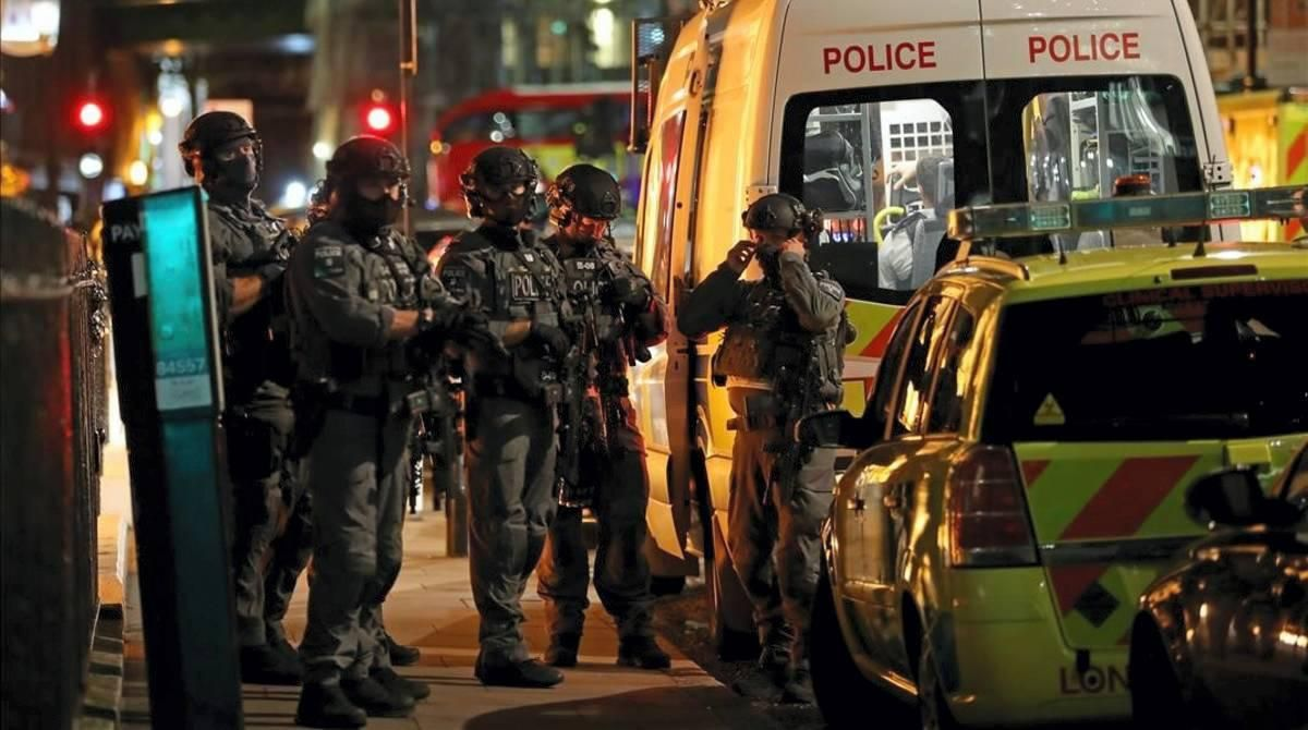 Doble atentado en Londres