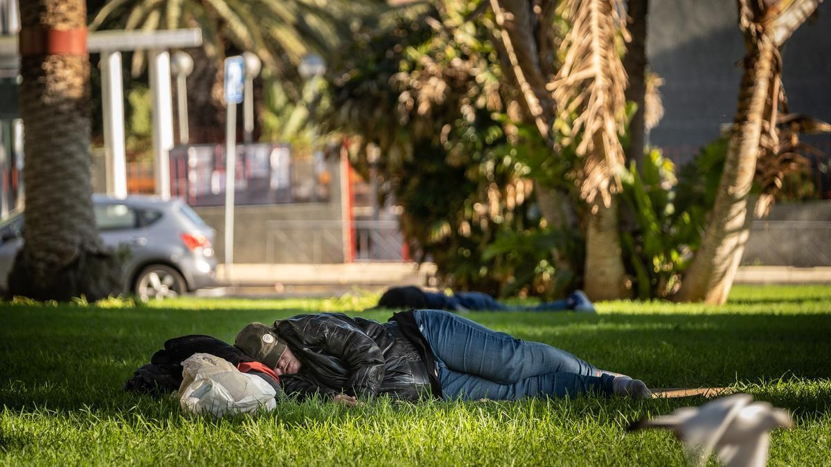 Preocupación en el gobierno local y los vecinos por continuas peleas en Azorín (Santa Cruz de Tenerife)