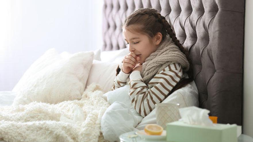Seis remedios caseros para aliviar la tos de los niños