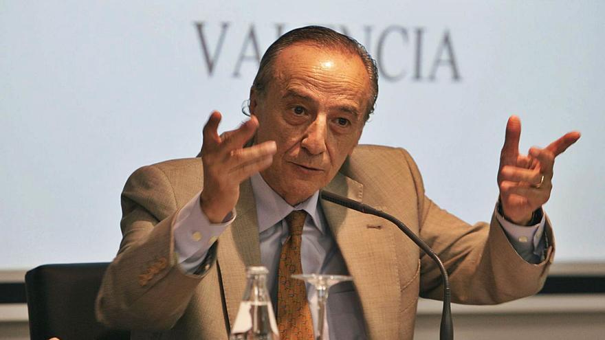 """Queralt: """"Hace falta mucho menos de 200 millones para democratizar el Valencia"""""""