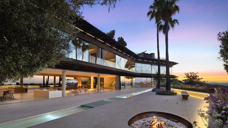 Immobilienunternehmen bewirbt Villa auf Mallorca für 65 Millionen Euro
