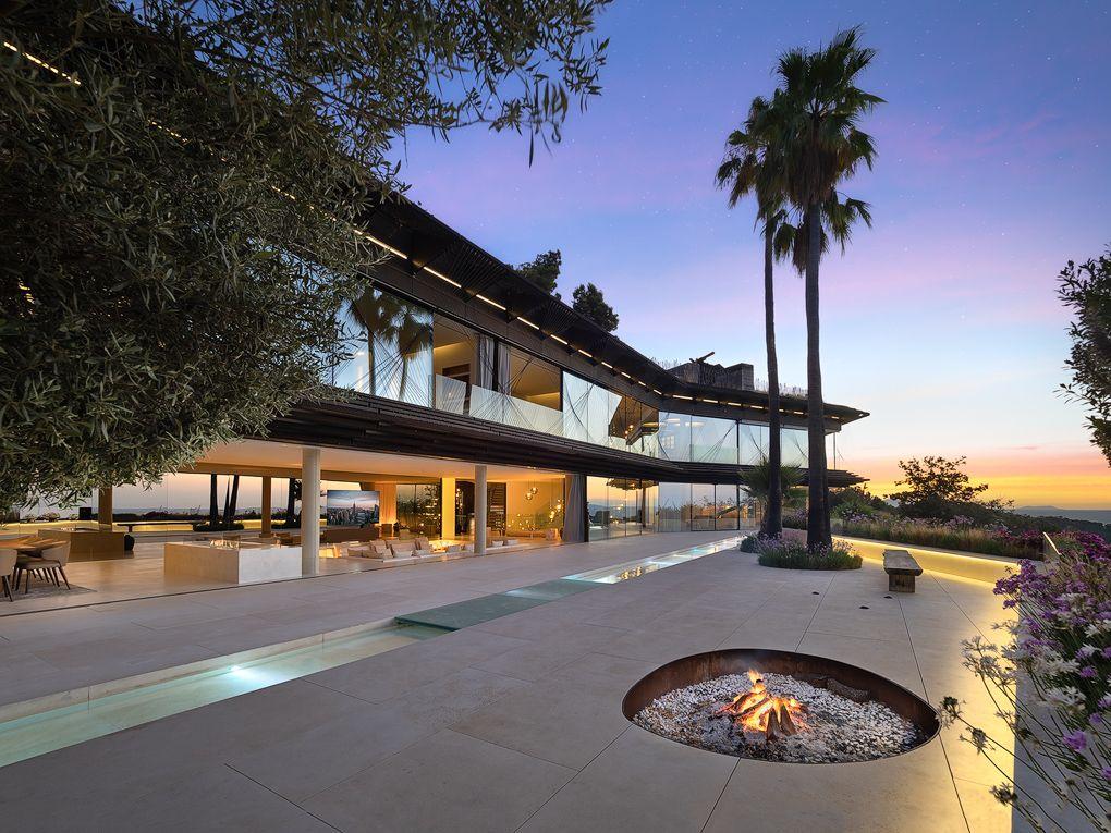 Die 65-Millionen-Euro-Villa in Palmas Nobelviertel Son Vida.