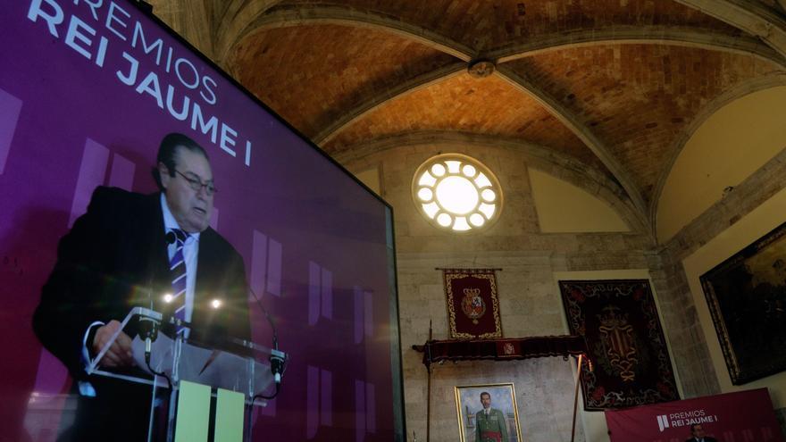 Los Jaume I premian los estudios sobre desertización, biosensores y economía espacial