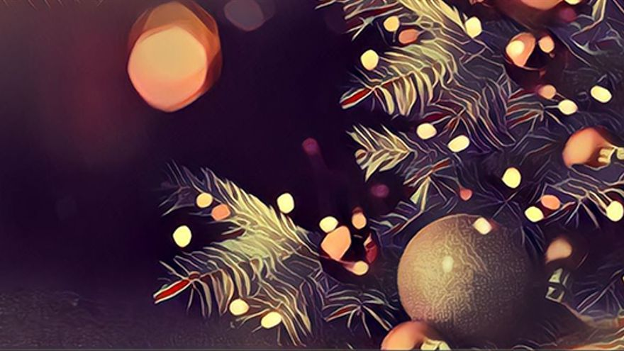 Reunión navideña