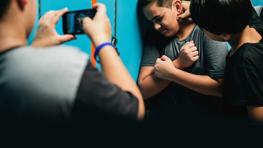 La lucha contra el acoso escolar