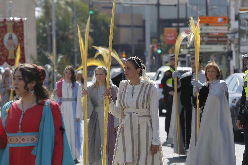 La clase politica valenciana en la Semana Santa Marinera