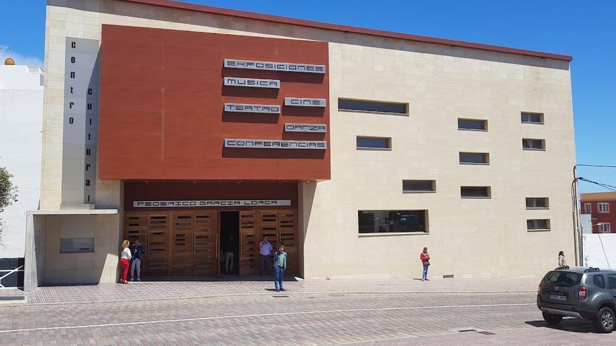 El centro cultural Federico García Lorca vuelve a abrir sus puertas en septiembre