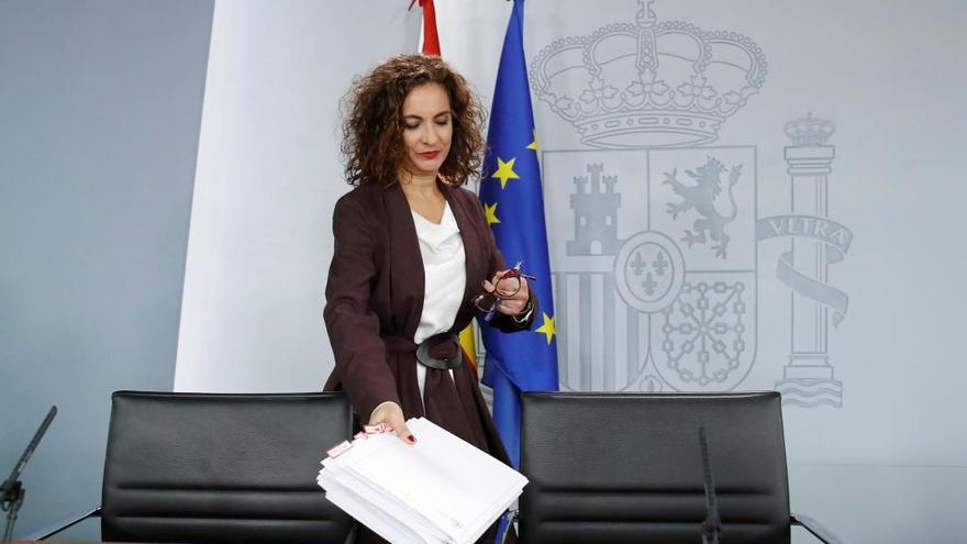 El Consell planta cara a Montero y exige los 281 millones del IVA de 2017