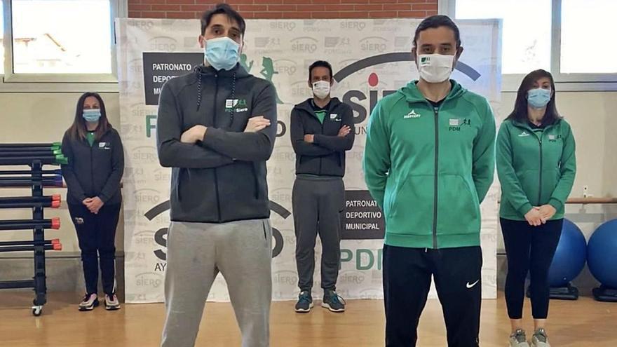 El Patronato Deportivo de Siero se pasa a internet