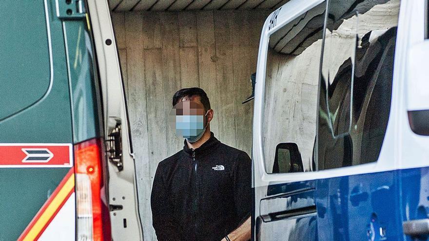 El juez decreta prisión provisional para el séptimo detenido por el crimen de Samuel