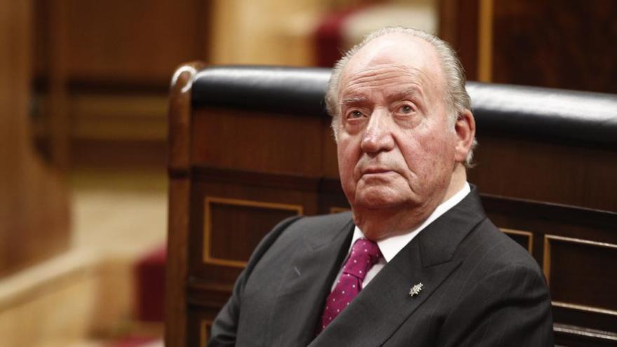 La Fiscalía, pendiente de Hacienda para decidir sobre el Rey emérito