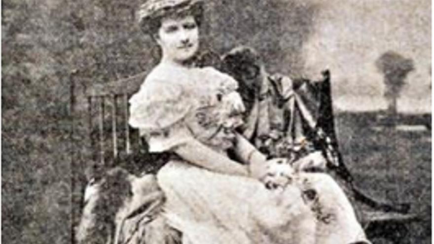 Isabel Blanco - María Vinyals, a marquesa roja