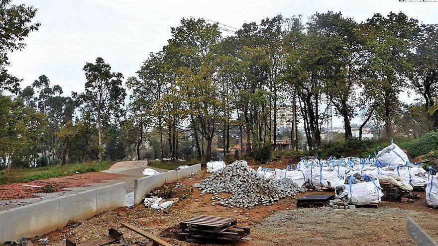 El Concello se ofrece a repoblar el monte talado, a razón de 3.000 euros la hectárea