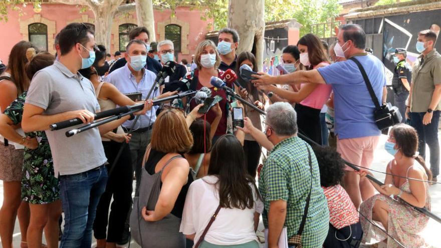 """El Col·legi de Periodistes creu que """"s'ha aprofitat"""" la pandèmia per limitar l'exercici del periodisme"""