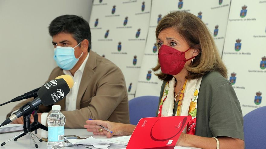 La Junta y el Ayuntamiento de Montilla estudian trasladar el INSS para ampliar el centro de salud