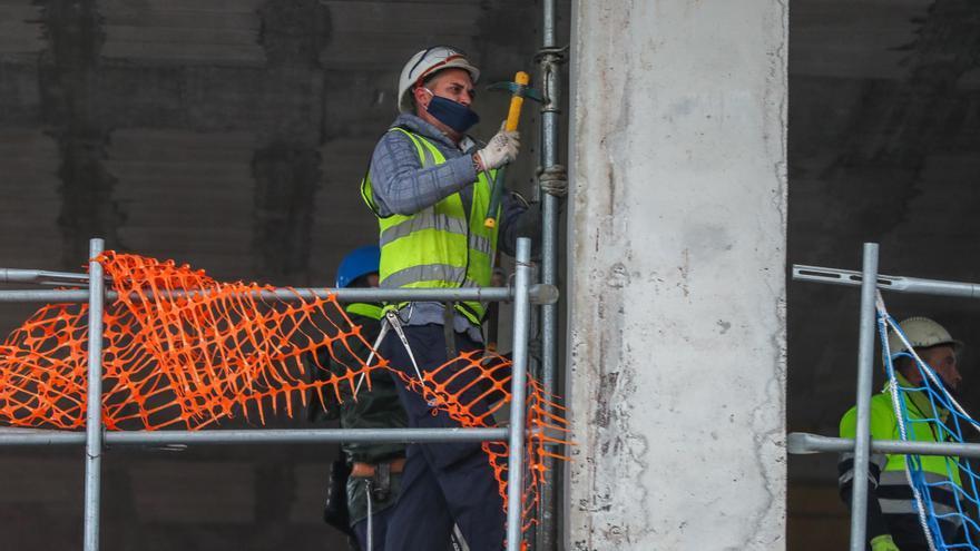 Casi medio millón de trabajadores en la C. Valenciana están afectados por ERTE