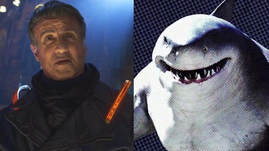Stallone, nuevo fichaje para 'El Escuadrón Suicida'