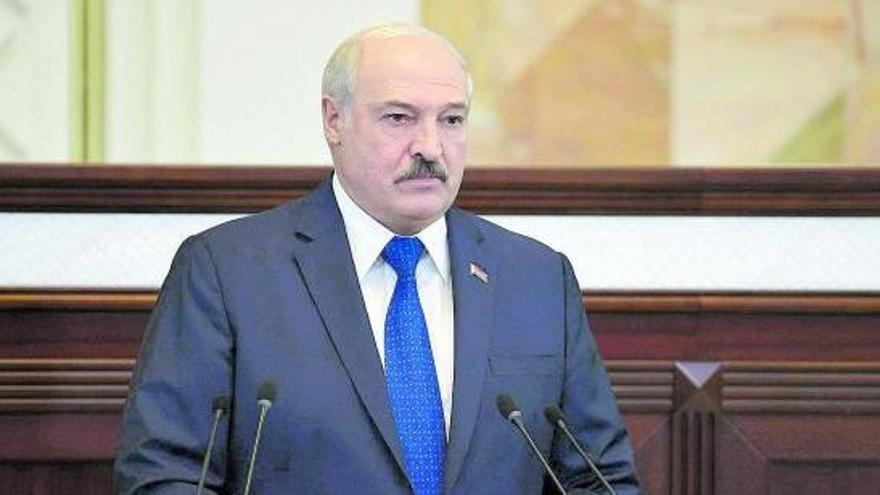 El president bielorús amenaça la UE d'obrir les portes a la immigració