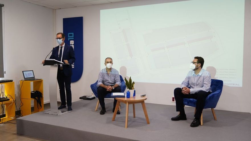 Presentan a empresarios la reparcelación del polígono dehesa boyal de Pozoblanco