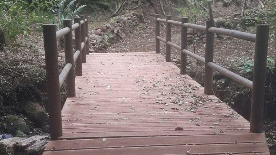 Nuevo puente para Figueiroa y el Camiño da Geira