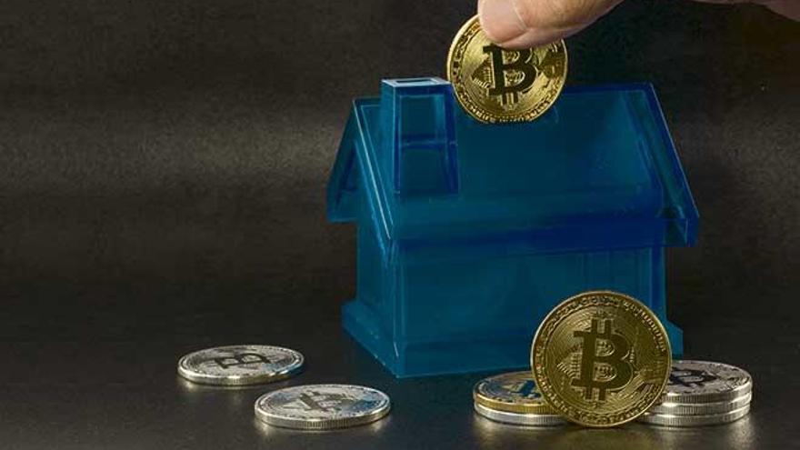 El bitcoin llega al mercado inmobiliario mallorquín