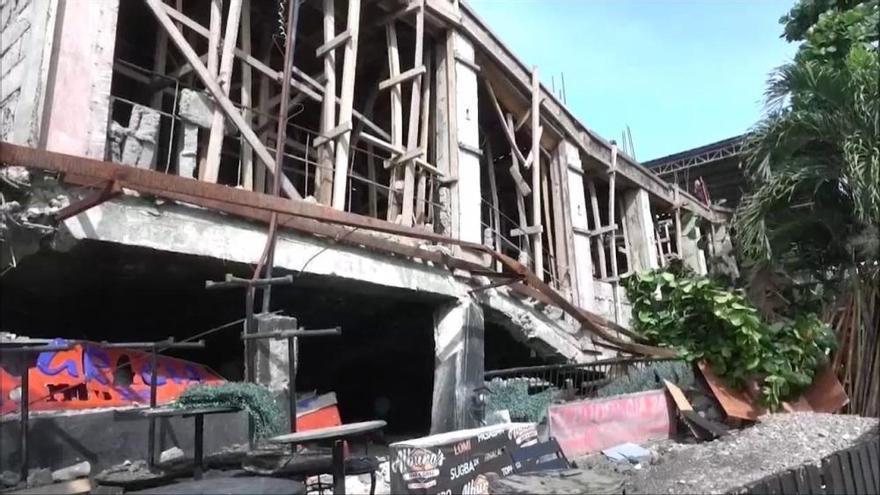 Almenys cinc morts per un terratrèmol de magnitud 6,5 al sud de les Filipines