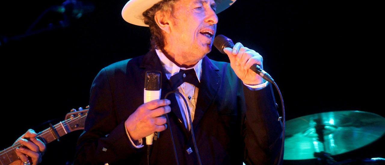 El músico estadounidense Bob Dylan, en una imagen de 2020