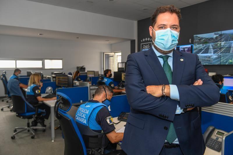 Los rastreadores de la Policía Local realizan llamadas de seguimiento a pacientes de Covid-19
