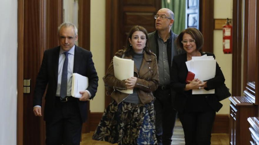 El PSOE recurre el bloqueo de PP y Cs a la Ley de Estabilidad