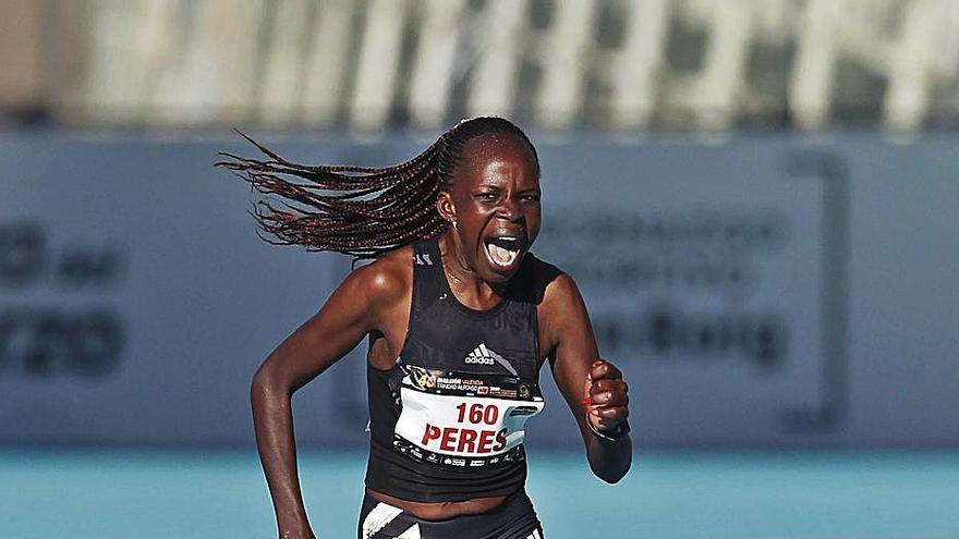 València se convierte en el tercer maratón más rápido de la historia