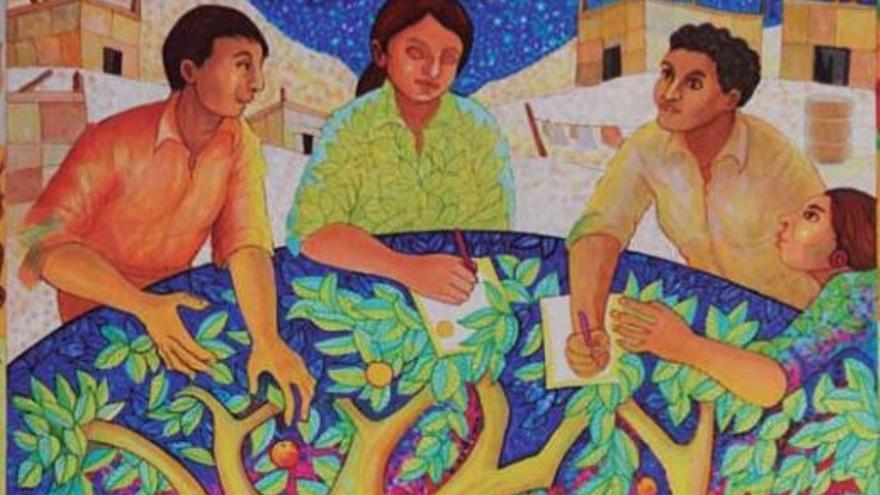 La solidaritat dia a dia, un acte per celebrar l'aniversari de l'Agenda Llatinoamericana