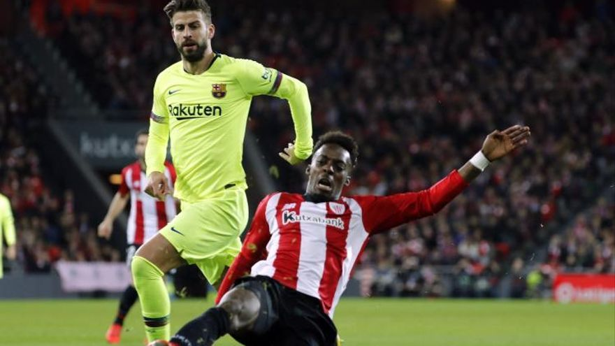 LaLiga: Athletic Club -Barcelona