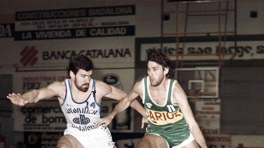 Fallece Miguel López Abril, exjugador del FC Barcelona, Joventut o Baskonia