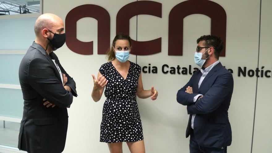 """La CUP avisa que augmentarà la """"bel·ligerància"""" amb el Govern si fa """"neoautonomisme"""" i no avança en l'autodeterminació"""