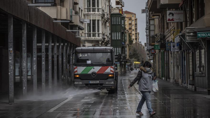 Cinco grandes grupos empresariales presentan oferta al contrato de basuras de Zamora